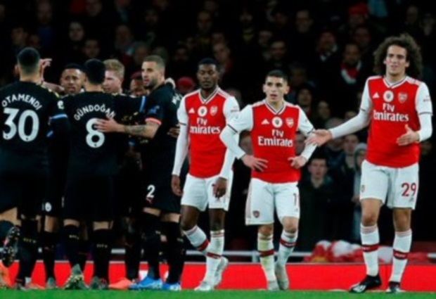 Arsenal 0 -3 Manchester City: Peerless De Bruyne inspires emphatic victory