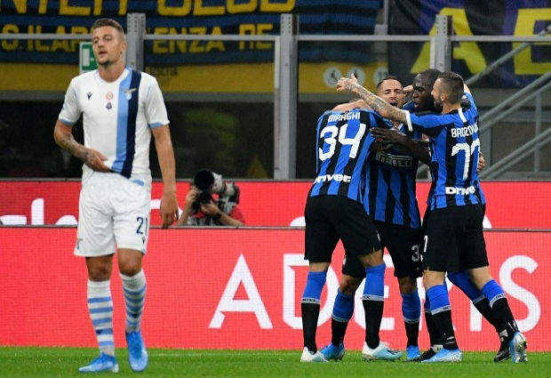 Inter Milano 1 -0 Lazio: Conte's Serie A leaders stay perfect