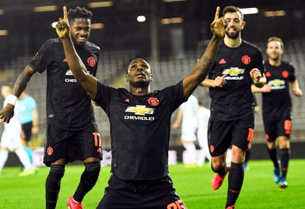 LASK 0 -5 Manchester United: Red Devils all but through to quarter-finals