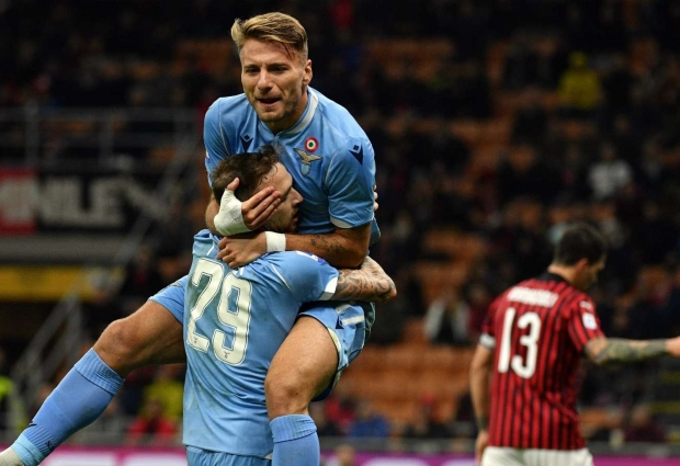 AC Milan 1 -2 Lazio: Late Correa goal seals away win