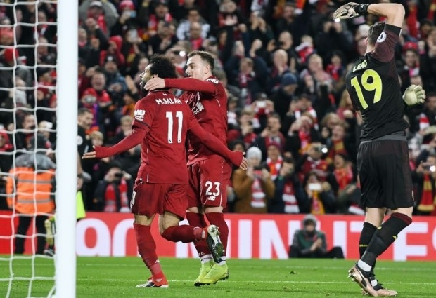 Liverpool 2 -1 Genk: Oxlade-Chamberlain puts Reds in charge of Group E