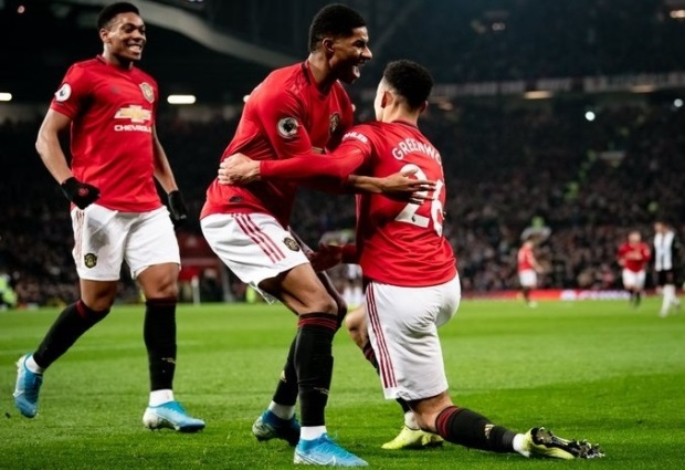 Club Brugge 1 -1 Manchester United: Anthony Martial away goal gives Red Devils the edge