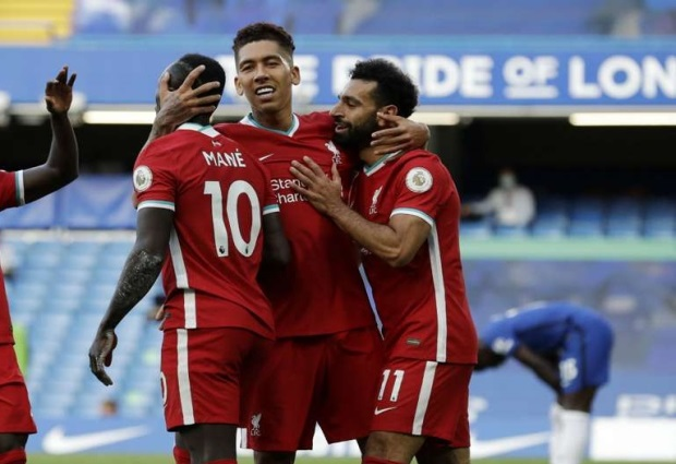 Chelsea 0-2 Liverpool: Mane at the double as Kepa makes another howler