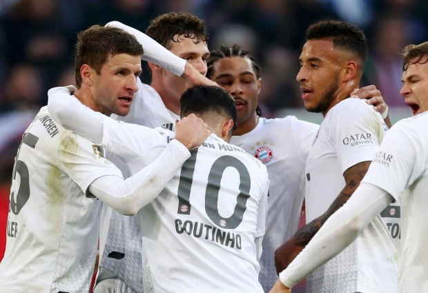 Fortuna Dusseldorf 0 -4 Bayern Munich: Flick's revival continues in style