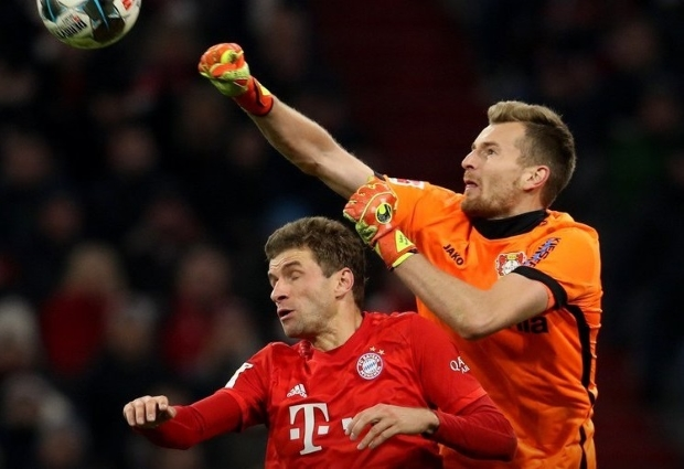 Bayern Munich 1 -2 Bayer Leverkusen: Bailey double inflicts first defeat on Flick