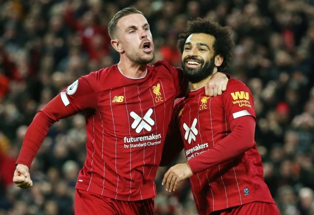 Liverpool 2 -1 Tottenham: Salah hits winner as Klopp's men sink Spurs