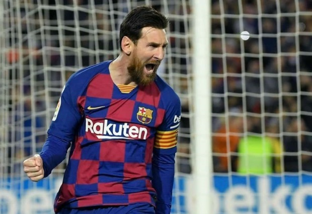 Barcelona 1 -0 Real Sociedad: Late Lionel Messi penalty saves hosts