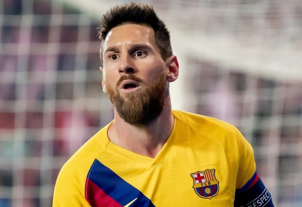 Lionel Messi a man for all Champions League seasons
