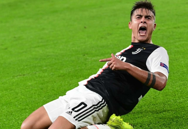 Juventus 2 -1 Lokomotiv Moscow: Late Dybala double rescues Serie A champions