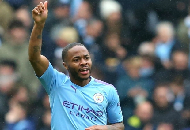 Manchester City 3 -0 Aston Villa: Sterling caps fine week as champions shine