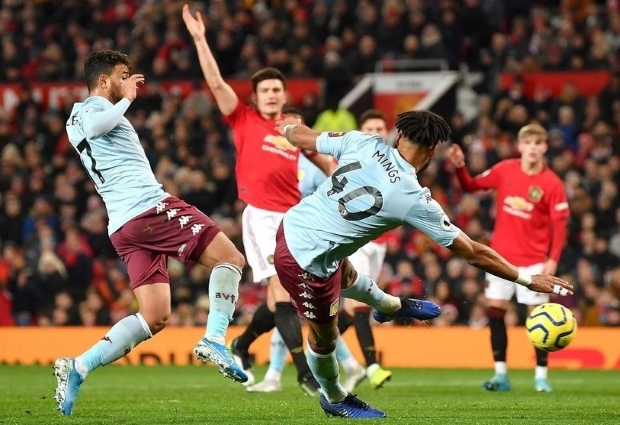 Manchester United 2 -2 Aston Villa: Mings punishes Solskjaer's men with first Premier League goal