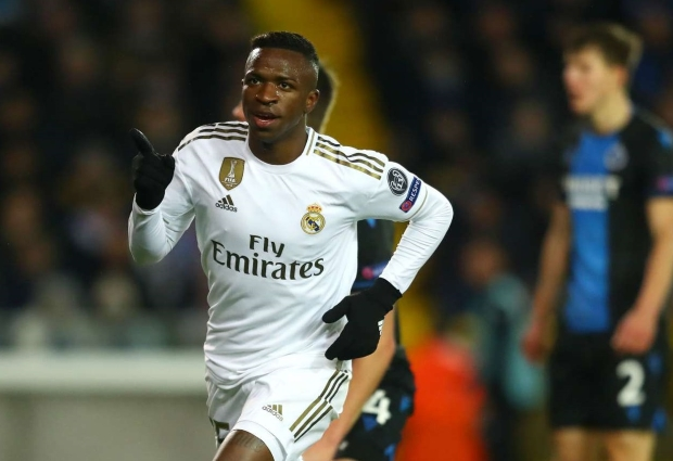 Club Brugge 1 -3 Real Madrid: Rodrygo and Vinicius Junior on target for Zidane's men