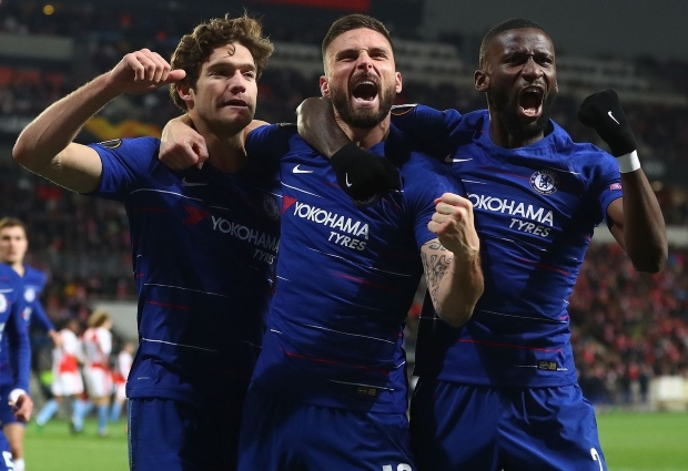 Slavia Prague 0 -1 Chelsea: Alonso steals first-leg lead