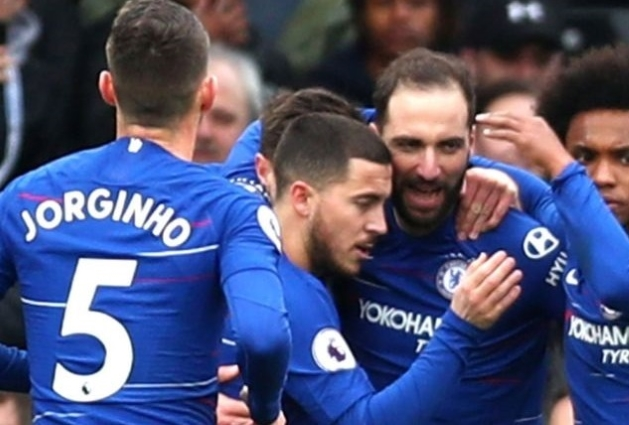 Chelsea 3 -0 Watford: Blues edge closer to top-four finish