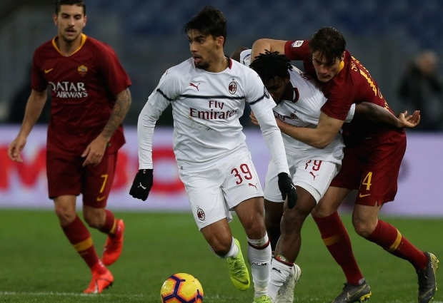 AS Roma 1 -1 AC Milan: Donnarumma frustrates hosts