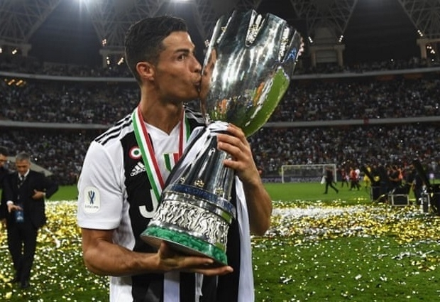 Cristiano Ronaldo creates history as first player to win all three major leagues