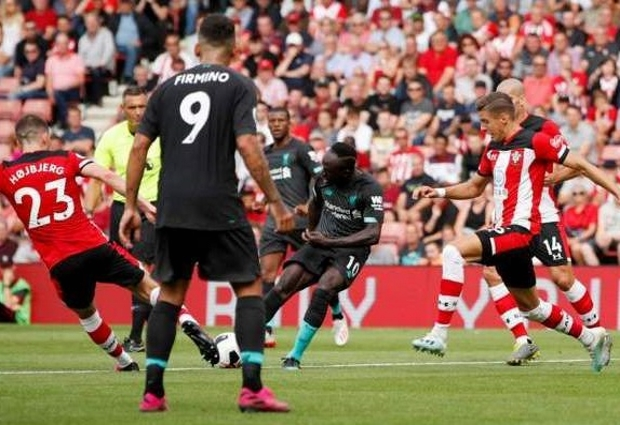 Southampton 1 -2 Liverpool: Reds keep winning despite late Adrian error