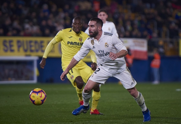 Villarreal 2 -2 Real Madrid: Cazorla at the double to deny Solari's men
