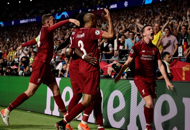 Tottenham - Liverpool 0-2: Salah completes his redemption as Liverpool claim glory