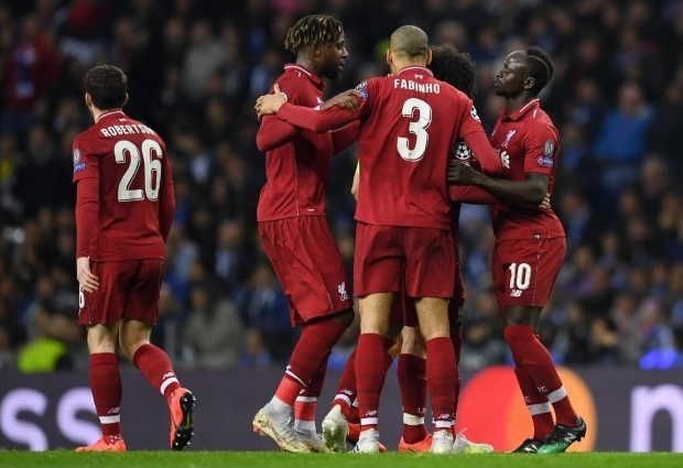 Porto 1 -4 Liverpool: Reds run riot to set up Barcelona semi-final