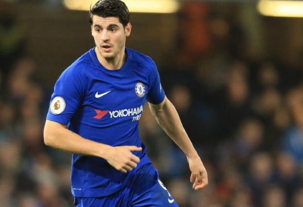 Chelsea 1 -0 Vidi: Morata ends drought to earn Group L win