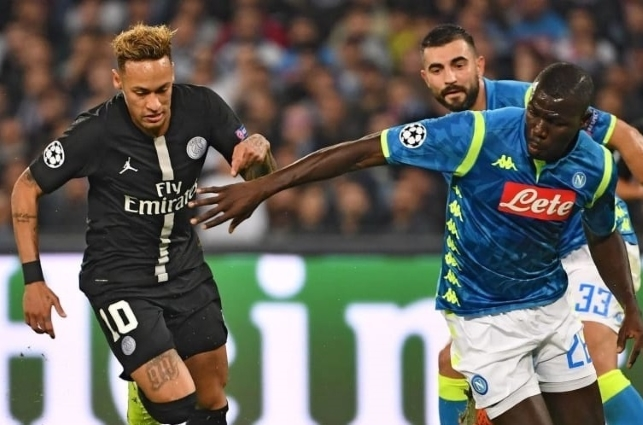 Napoli 1 -1 Paris Saint-Germain: Silva mistake hands Partenopei top spot