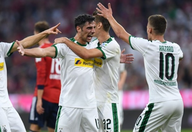 Bayern Munich 0 -3 Borussia Monchengladbach Under-pressure Kovac now four without a win