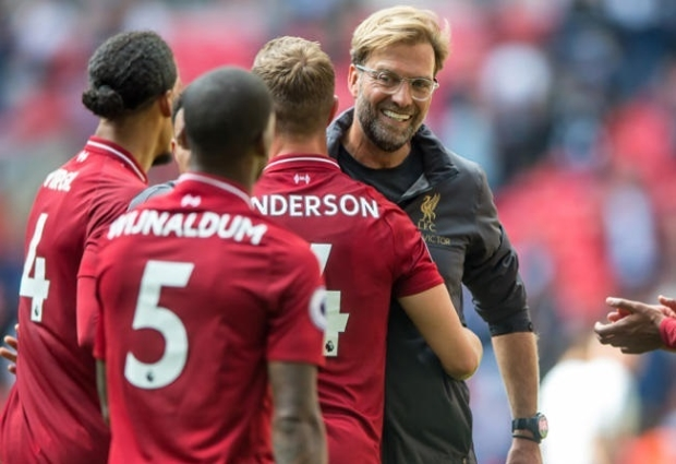 Liverpool's perfect Christmas - Jurgen Klopp's Reds are top and looking like they can stay there
