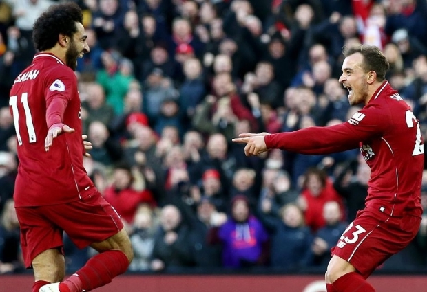 Liverpool 4 -1 Cardiff City: Mane at the double to blow Bluebirds away