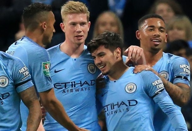 Manchester City 2 -0 Fulham: Brahim Diaz leads holders into EFL Cup last eight