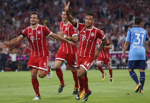 Bayern Munich overcome dirty, stinking Hoffenheim 3-1 to win Bundesliga opener