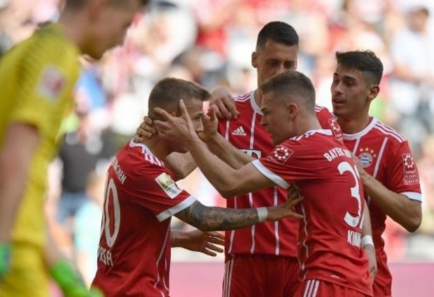 Bayern Munich 4 -1 Eintracht Frankfurt: Kovac fails to halt future employers
