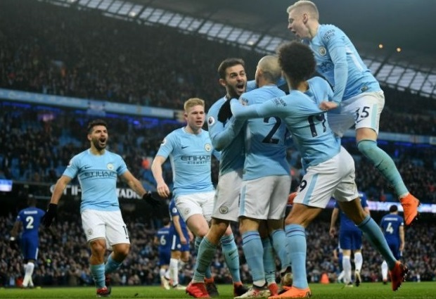 Manchester City 1 -0 Chelsea: Bernardo Silva clinches one-sided triumph