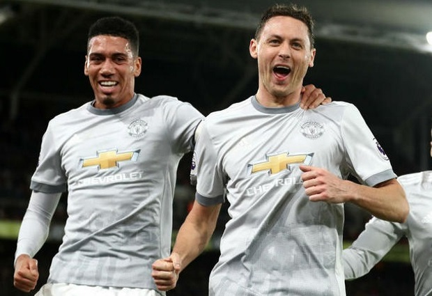 Crystal Palace 2 -3 Manchester United: Late Matic stunner completes breathless comeback