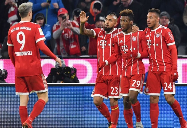 Bayern Munich 3-1 Hannover 96: Bavarians Overcome Stubborn Opponents to Extend Bundesliga Lead