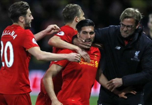 Watford 0 -1 Liverpool: Can's stunner sees Reds capitalise on rivals' slip-ups