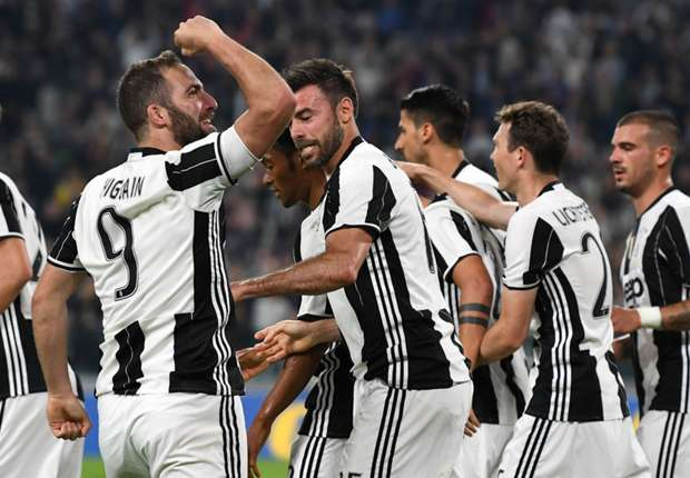 Juventus 2 -0 Chievo: Higuain ends drought in nervy win