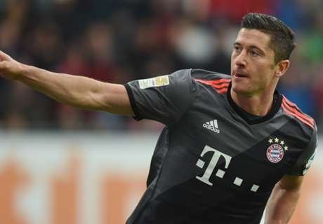 Augsburg 1-3 Bayern Munich: Lewandowski & Robben secure easy win for champions
